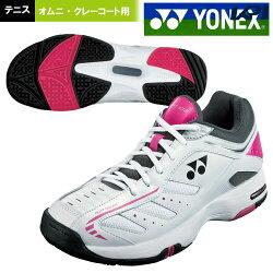 「2月下旬発売予定※予約」「2016新製品」YONEX(ヨネックス)「POWERCUSHION102(パワークッション102)SHT-102」オムニ・クレーコート用テニスシューズ