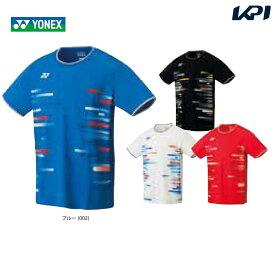 ヨネックス YONEX バドミントンウェア メンズ ゲームシャツ(フィットスタイル) 10286 2019SS[ポスト投函便対応]