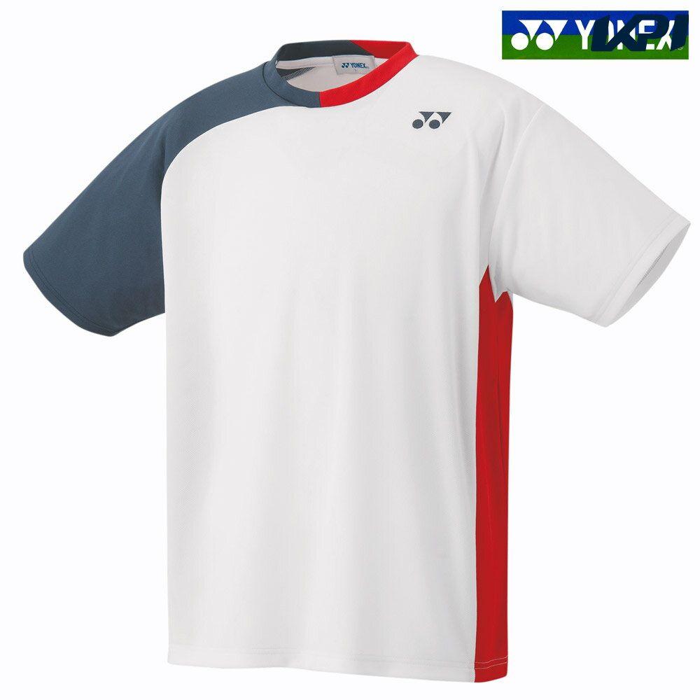 『全品10%OFFクーポン対象』ヨネックス YONEX バドミントンウェア ユニセックス ドライTシャツ 16356 2018FW