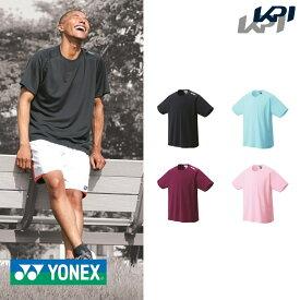 【全品10%OFFクーポン〜8/1】ヨネックス YONEX テニスウェア ユニセックス ドライTシャツ 16566 2021SS