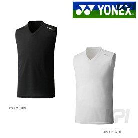 【店内最大2000円引クーポン】Yonex(ヨネックス)[ユニノースリーブシャツ 44103]テニスゲームシャツ・パンツ[ポスト投函便対応]