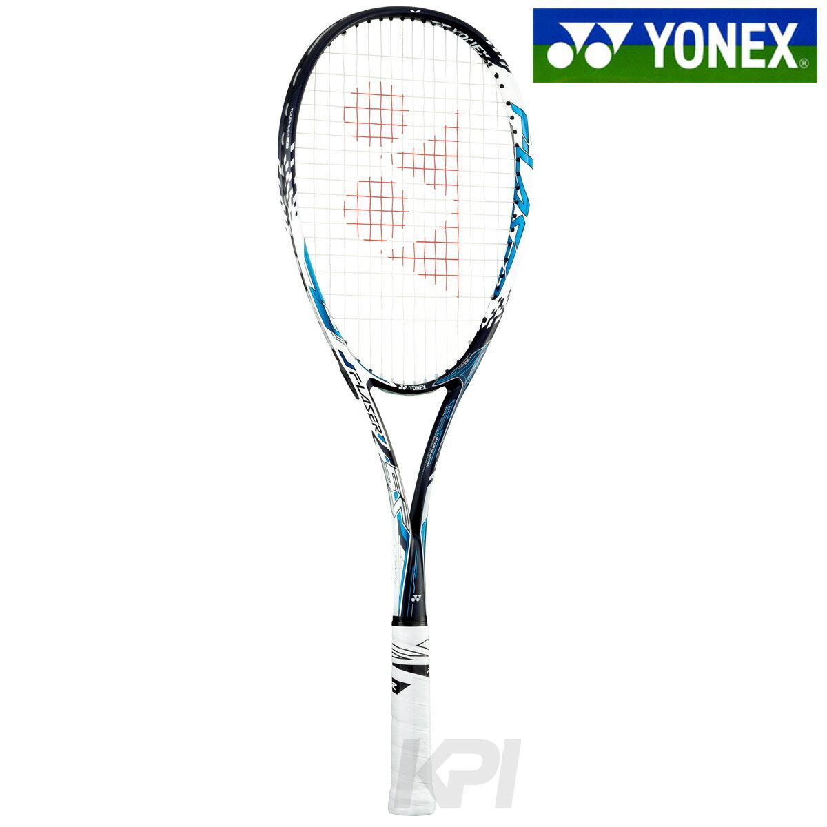 「2017新製品」YONEX(ヨネックス)「F-LASER 5S(エフレーザー5S)FLR5S」ソフトテニスラケット【kpi_d】