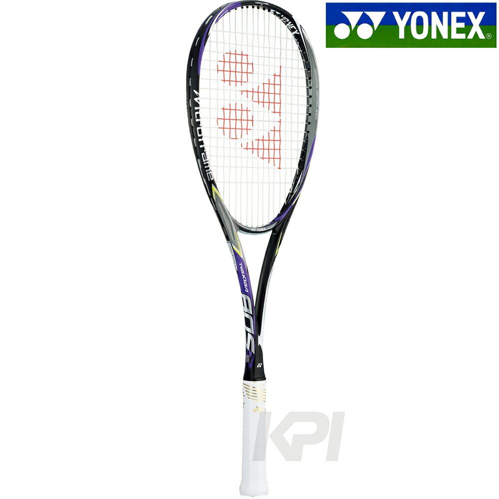 「2017新製品」YONEX(ヨネックス)「NEXIGA 80S(ネクシーガ80S) NXG80S」ソフトテニスラケット【kpi_d】