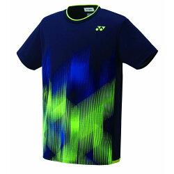 『全品10%OFFクーポン対象』ヨネックスYONEXバドミントンウェアユニセックスゲームシャツ(フィットスタイル)103212019SS