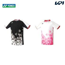 【全品10%OFFクーポン対象】ヨネックス YONEX バドミントンウェア メンズ ゲームシャツ(フィットスタイル) 10349 2019FW [ポスト投函便対応]