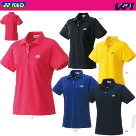【全品10%OFFクーポン対象】YONEX(ヨネックス)「WOMEN ウィメンズシャツ(スリムロングタイプ) 20300」レディースウェア