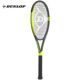 「ガット張り上げ済」ダンロップ DUNLOP テニス 硬式テニスラケット  FLASH 270 フラッシュ 270 初心者・ジュニア DS22107