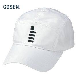 ゴーセン GOSEN テニスキャップ・バイザー ユニセックス テニスキャップ C1801