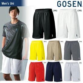 GOSEN(ゴーセン)「UNI ハーフパンツ PP1600」テニスウェア「2016SS」【テニコレ掲載】[ポスト投函便対応]