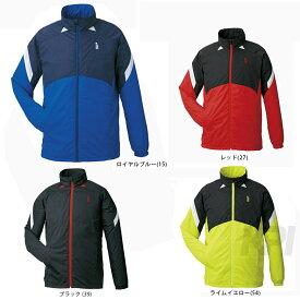GOSEN(ゴーセン)「UNI 裏ウィンドウォーマージャケット(裏起毛) Y1608」テニスウェア「FW」【kpi24】