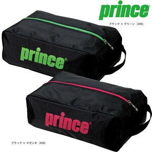 【エントリーでP10倍+対象3店舗買いまわり最大10倍〜1/16 23:59】Prince(プリンス)[シューズケース PR789 PR789]テニスバッグ