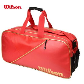 「あす楽対応」ウイルソン Wilson テニスバッグ・ケース RECTANGLE BAG IV JPN RD WR8002101001 『即日出荷』