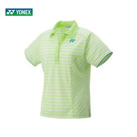 「あす楽対応」ヨネックス YONEX テニスウェア ジュニア ゲームシャツ 20442J-776 2018FW 夏用 冷感『即日出荷』