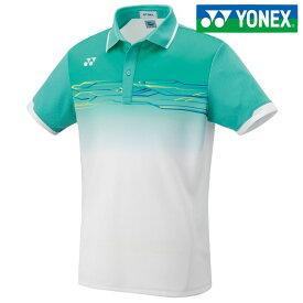 「あす楽対応」ヨネックス YONEX テニスウェア ジュニア ジュニアポロシャツ 10257J-551 2018SS『即日出荷』