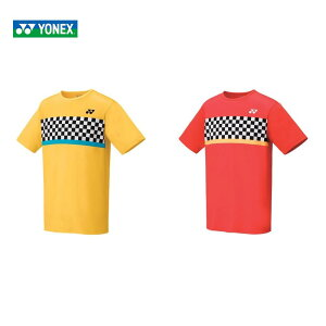 【365日出荷】「あす楽対応」ヨネックス YONEX バドミントンウェア メンズ ドライTシャツ 16373 2019FW 『即日出荷』