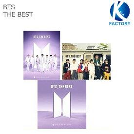 [同時購入特典付き] BTS, THE BEST【初回限定盤B+C+D】防弾少年団 日本アルバム バンタン/送料無料 おまけ付き