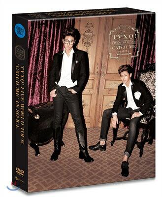 TVXQ! The 4th World Tour 'Catch Me In Seoul' (2DVD + スペシャルカラーフォトカード) (韓国盤)