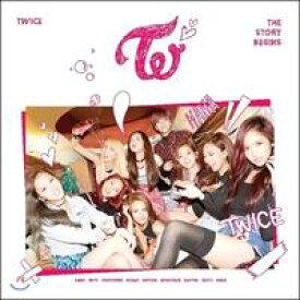 1stミニアルバム - THE STORY BEGINS (韓国盤) [CD] TWICE