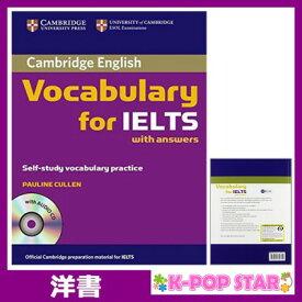 洋書(ORIGINAL) / Cambridge Vocabulary for IELTS Book with Answers and Audio CD (Cambridge Exams Publishing) / Pauline Cullen