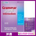 洋書(ORIGINAL) / Grammar in Use Intermediate Student's Book with Answers and CD-RO...