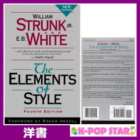 洋書(ORIGINAL) / The Elements of Style, Fourth Edition / William Strunk Jr.