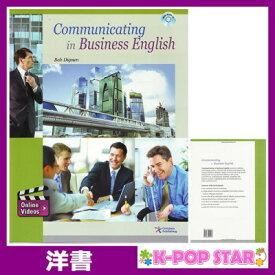 洋書(ORIGINAL) / Communicating in Business English Student's Book with Audio CD