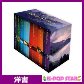 洋書(ORIGINAL) / Harry Potter Box Set: The Complete Collection for ENGLAND Version.