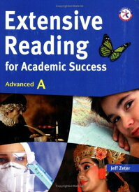 Extensive Reading for Academic Success Advanced A Student's Book (英語) Perfect