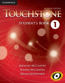 Touchstone Level 1 Student's Book (英語) ペーパーバック - Student Edition, 2014/1/9