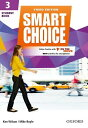 Smart Choice: Level 3: Student Book with Online Practice and On The Move: Smart ...