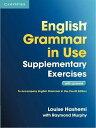 洋書(ORIGINAL) /English Grammar in Use Supplementary Exercises with Answers (英語)