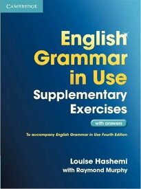 洋書(ORIGINAL) /English Grammar in Use Supplementary Exercises with Answers (英語)