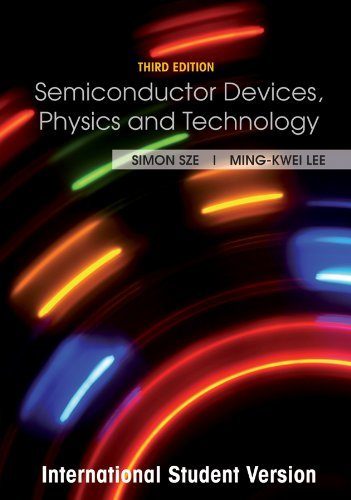 Semiconductor Devices: Physics and Technology (英語)