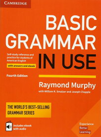 洋書(ORIGINAL) / Basic Grammar in Use Student's Book with Answers and Interactive eBook: Self-study Reference and Practice for Students of American English (英語)
