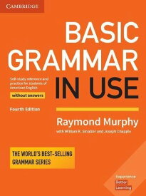 洋書(ORIGINAL) / Basic Grammar in Use Student's Book with Answers: Self-study Reference and Practice for Students of American English (英語)