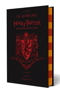 Harry Potter and the Philosopher's Stone - Gryffindor Edition (英語)