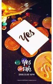 TWICE 6thミニアルバム - YES OR YES (ランダムバージョン) CD, Import