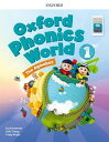 Oxford Phonics World: Level 1: Student Book with App Pack 1 (英語) ? 2019/2/21