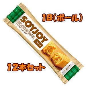 大塚薬品 SOYJOY ソイジョイ スコーンバー プレーン 1本(25g) × 12コセット