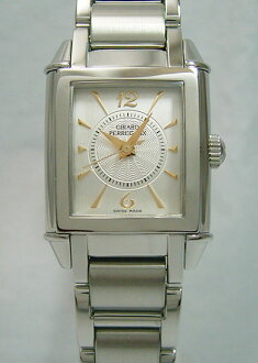 Girard-Perregaux vintage 1945 SS breath silver ladies GP25900.1.11.117A