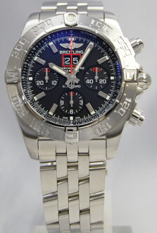 BREITLING Blackbird World Limited Edition 2000 model A440B71PS