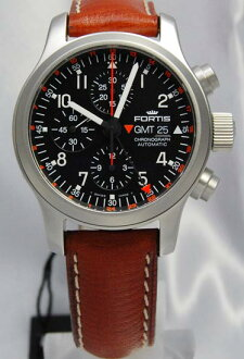 Fortis b-42 professional chronograph GMT 637.22.11