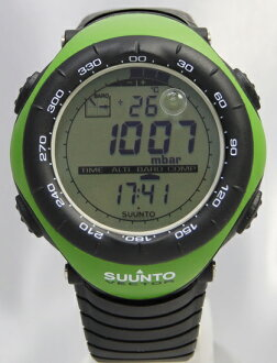Suunto Vector and lime green SS010600M10