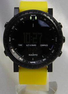Suunto core and yellow crash SS018809000