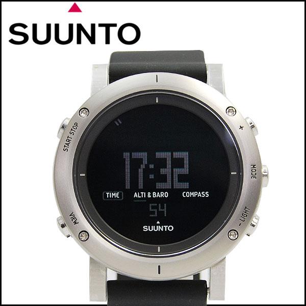 【数量限定特価2年保証】スント SUUNTOコア・ブラッシュドスティールSS020339000