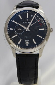 ZENITH Captain power reserve BK 03.2120.685/22.C493