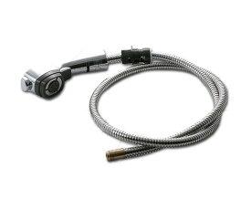 【KVK】旧MYM シャワーヘッド&ホース組 HC745M1 (FB276GK8等用) キッチン水栓用 水栓金具 補修部品 送料無料