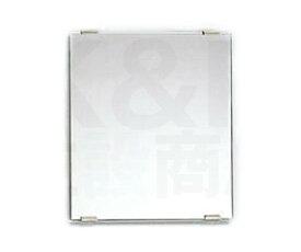 【TOTO】化粧鏡(耐食鏡) 角形 耐食塗布 YM3545F サイズ350×450 浴室・洗面アクセサリー 裏面耐食塗料使用
