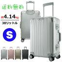 クロース(Kroeus)キャリーバッグ キャリーケース スーツケース 機内持ち込み sサイズ アルミニウム合金 旅行バッグ …
