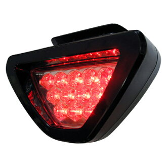 F1 Wind Back Fog Lamp Led Red 12 Lights Brake Small Geared Rear Per Custom Exterior Parts Shipping Postage 28062 1779